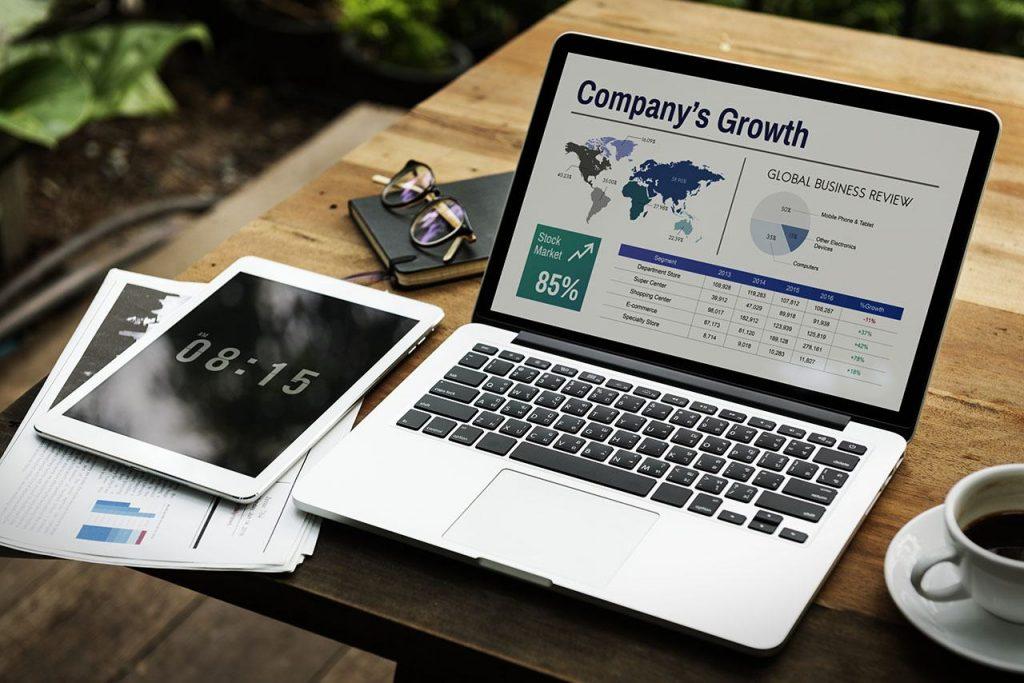 Companies' strategies - PC presentation