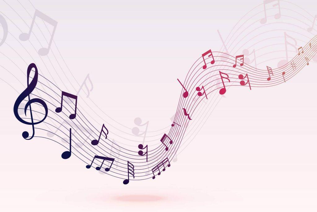 music - illustration