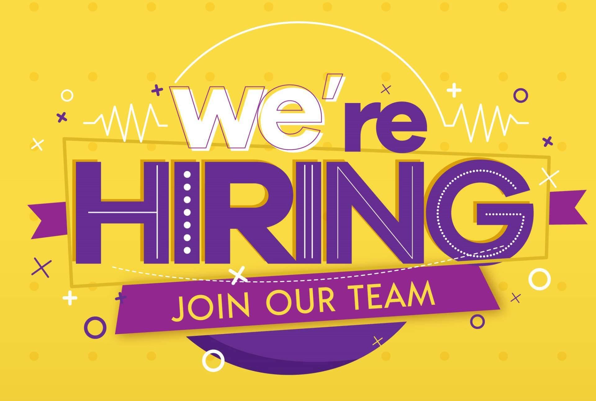Job ads banner