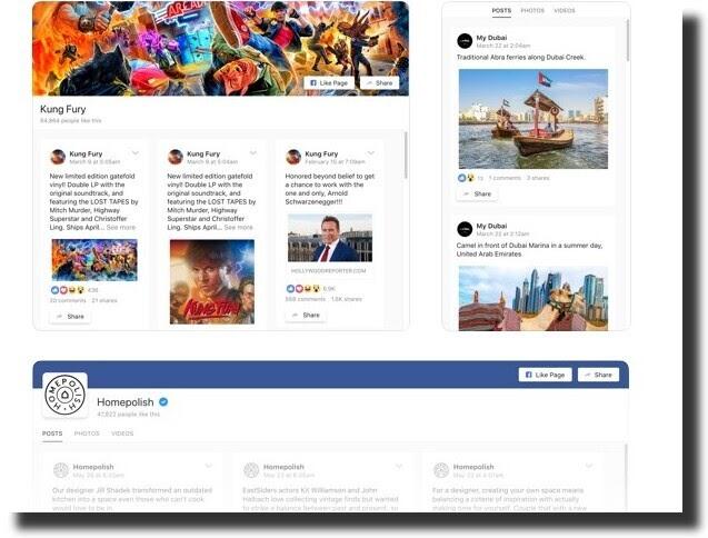 Facebook Feed Plugin