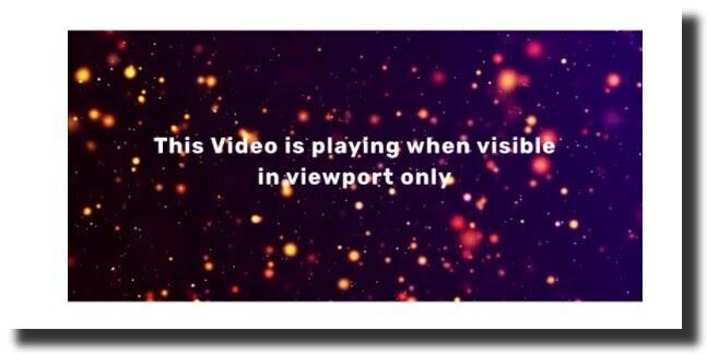 Background Videos Utils
