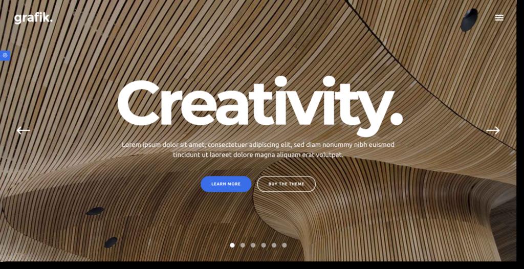 Creativity Theme