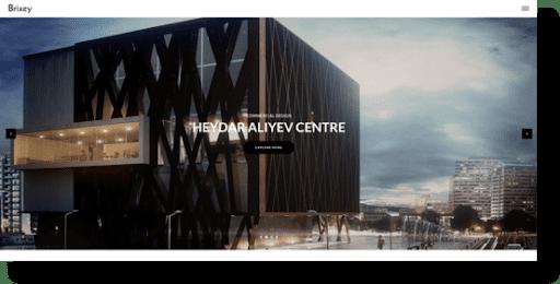 Brixey architecture theme