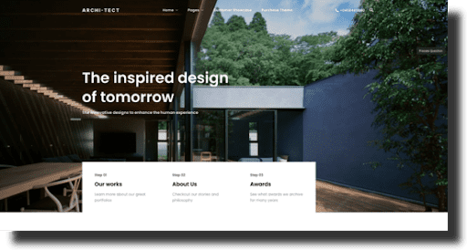 Architecturer theme