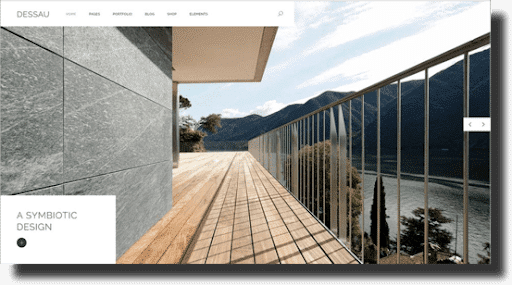 dessau architecture theme
