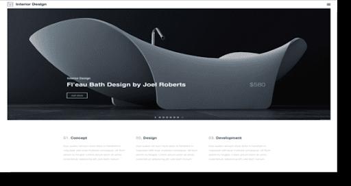 interior design architecture theme
