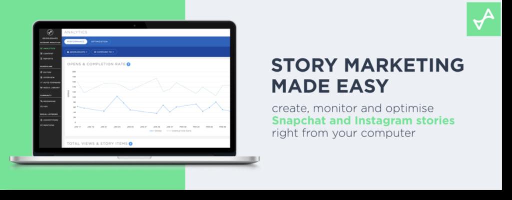 Snaplytics social media analytics software