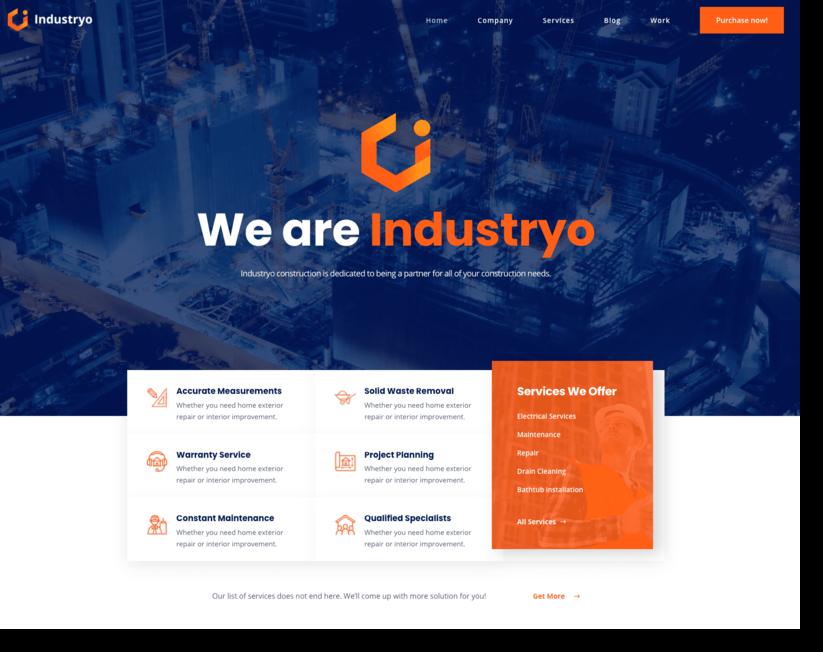 Industryo construction