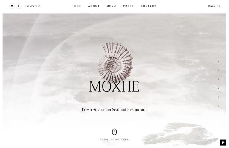 moxhe restaurant