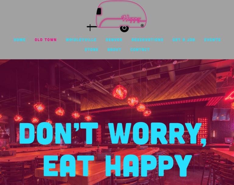 Happy Camper restaurant