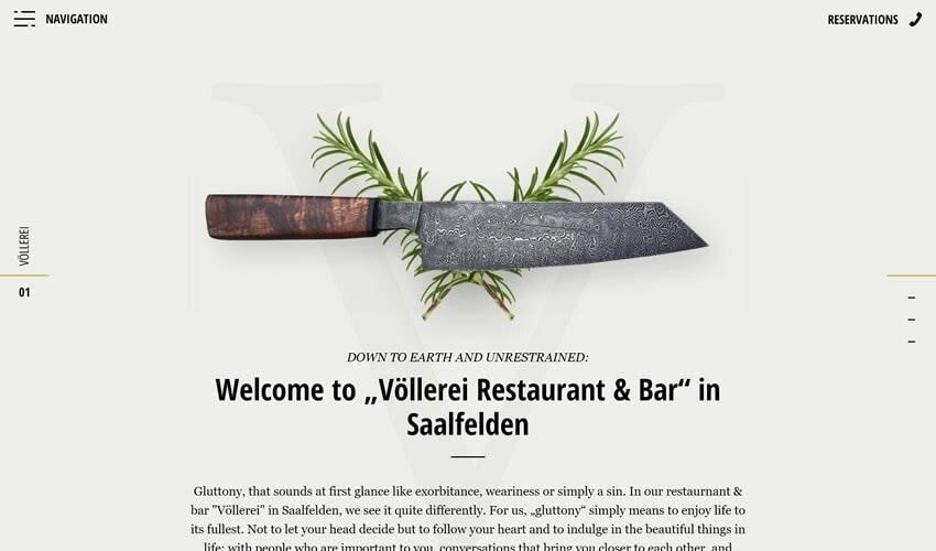 Voellerei   restaurant