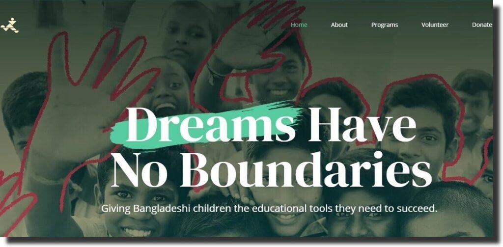 Dreams Have No Boundaries