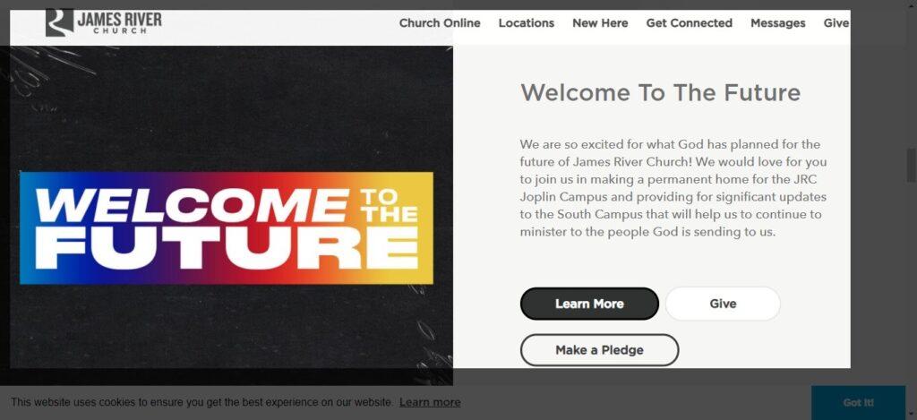 James River Church website