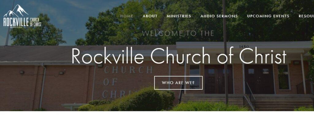 Rockville Church Of Christ