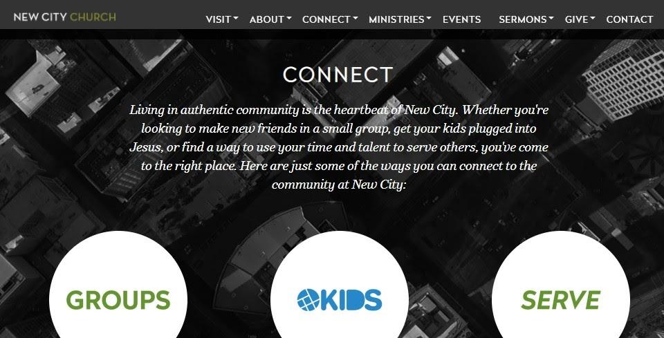 New City Church website