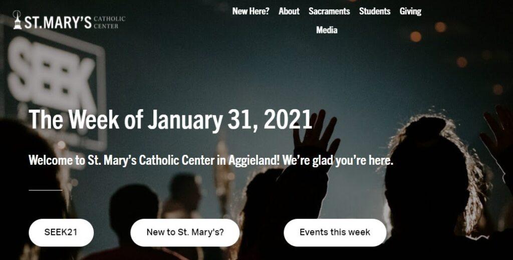 St. Mary's Catholic Center