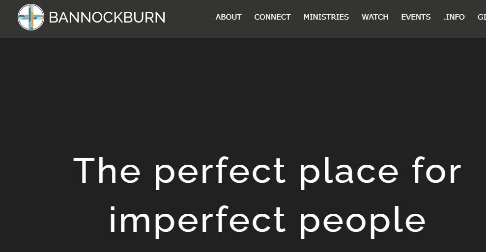 Bannockburn Church website