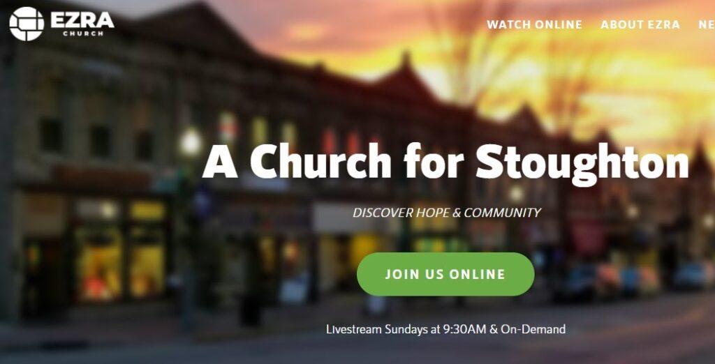 Ezra Church website
