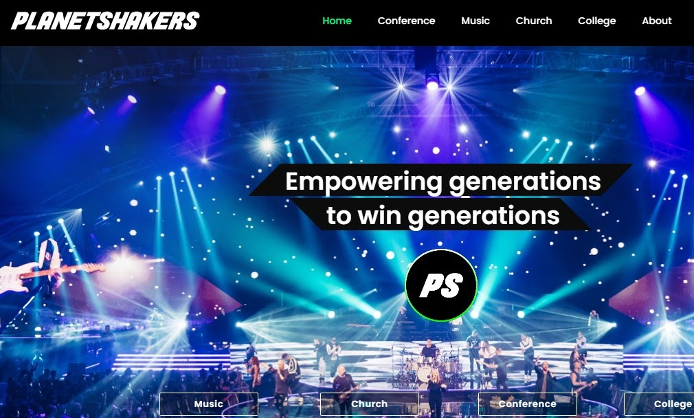 Planet Shakers