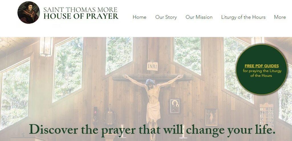 St. Thomas More House of Prayer