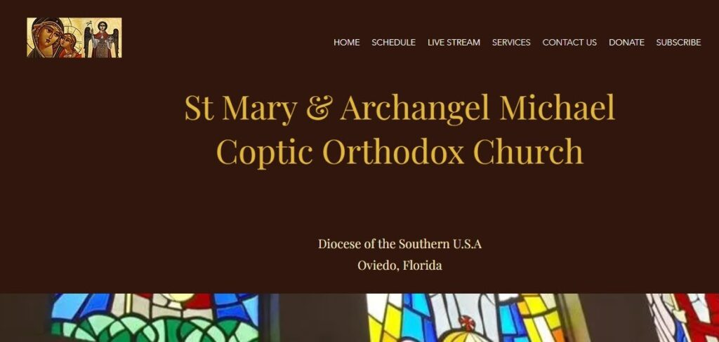 St. Mary & Archangel Michael Coptic Orthodox Church
