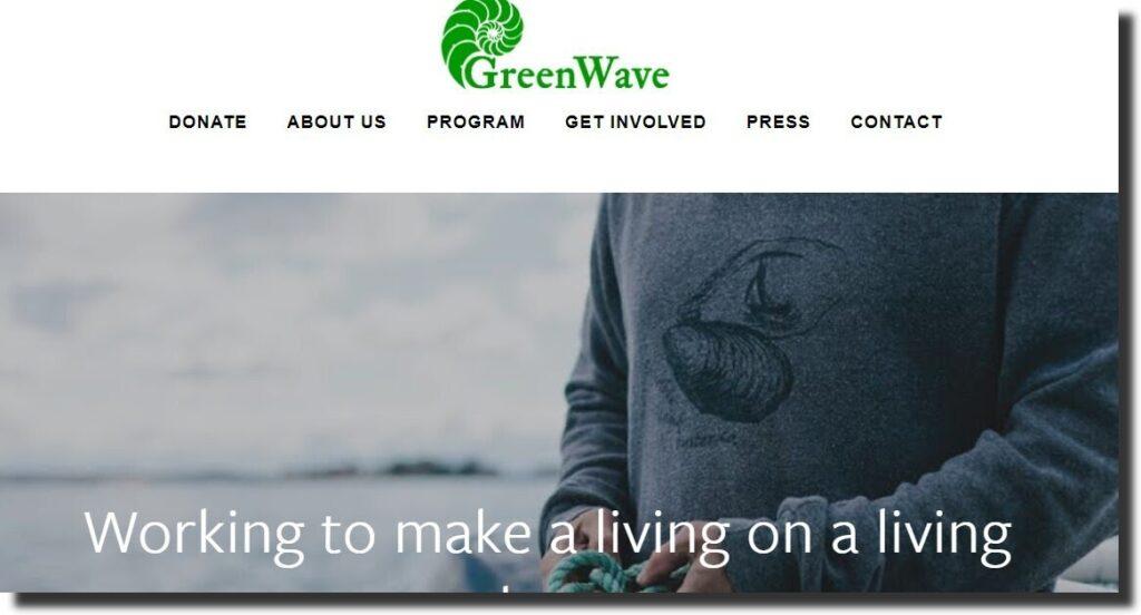 Greenwave Nonprofit Website