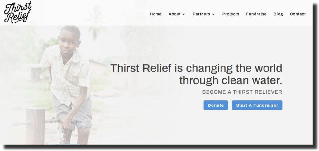 Thirst Relief