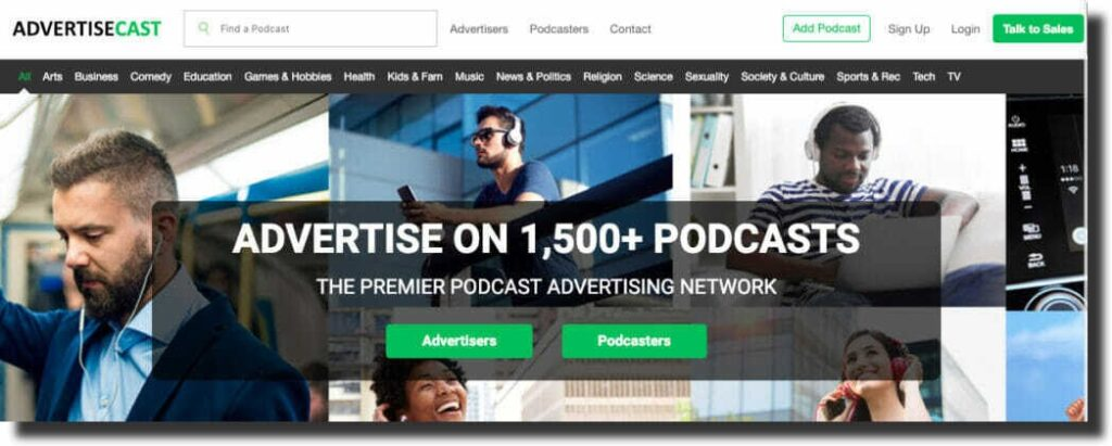 podcast ad networks