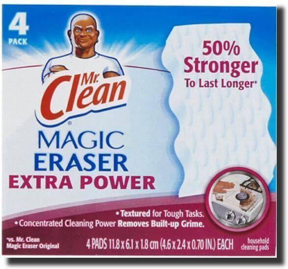 Mr Clean adverising