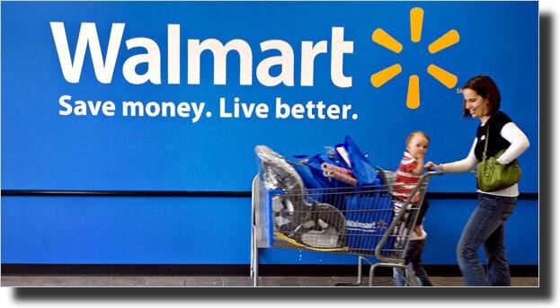 wallmart advertising