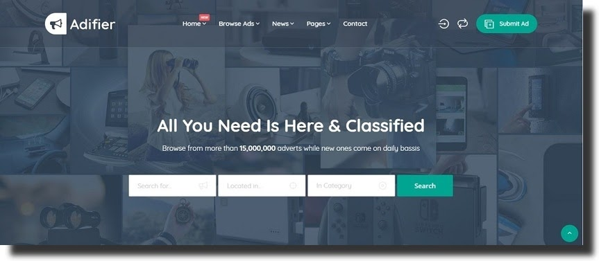 Using classified ads is the most economical way